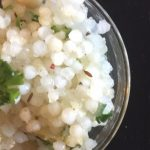 how to make sabudana khichdi instant pot