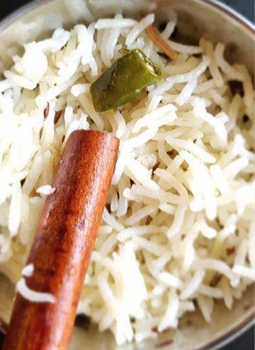 jeera rice instant pot