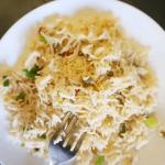 Instant pot Burnt Garlic Indian Fried Rice