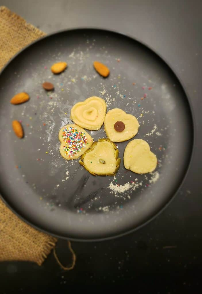 costco almond flour burfi