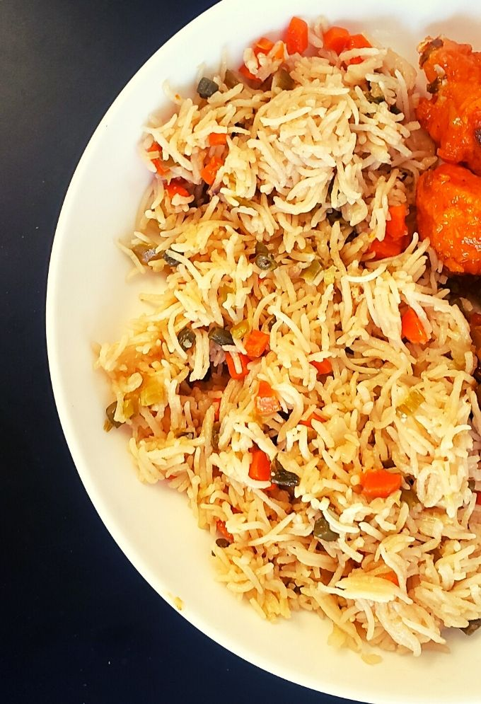 instant pot fried rice recipe