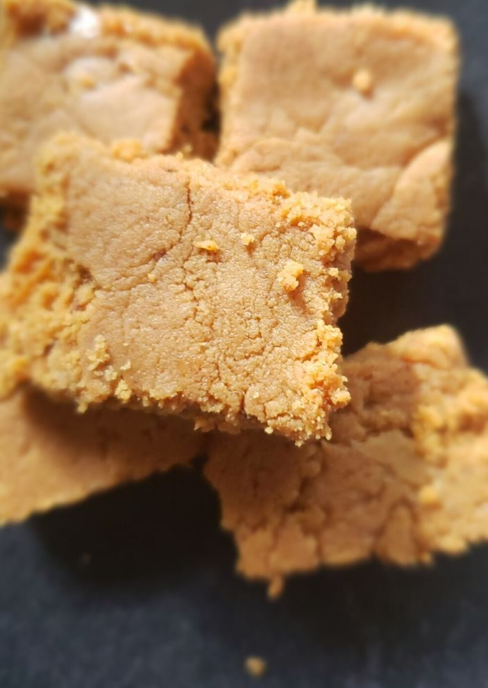 milk burfi recipe