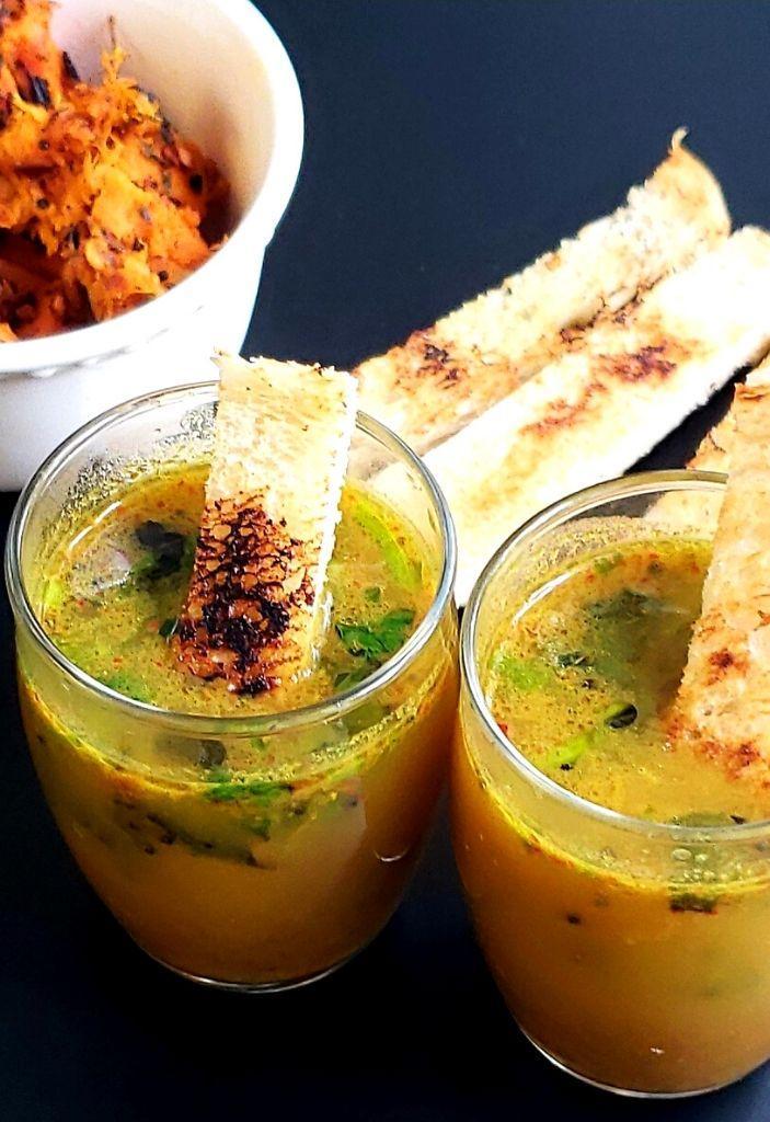 instant pot rasam soup