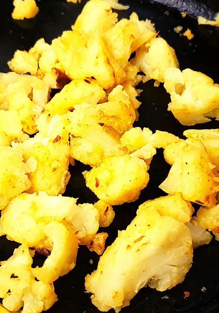 cauliflower instant pot