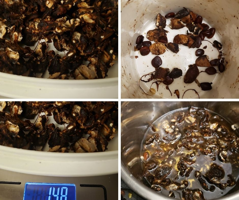 Instant pot tamarind paste